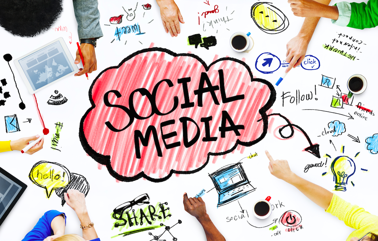 Social Media is a 2-way street. ENGAGEMENT is key